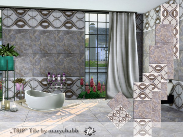 The Sims Resource: Trip   Set Tile by marychabb