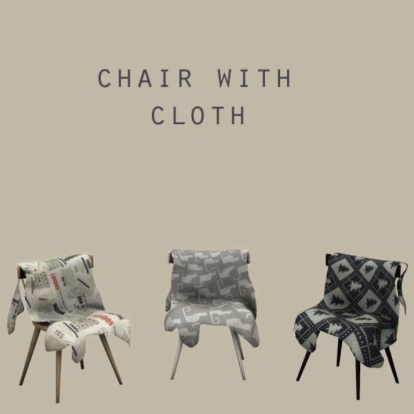 Leo 4 Sims: Cloth chair