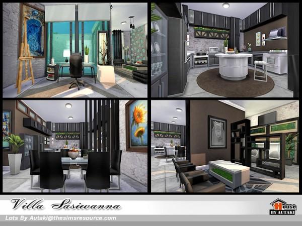 The Sims Resource: Villa Siriwanna by autaki