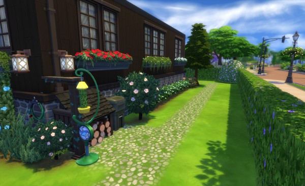 Mod The Sims: Larchwood Point   no CC by Alrunia
