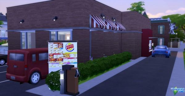 burger king társkereső sim)
