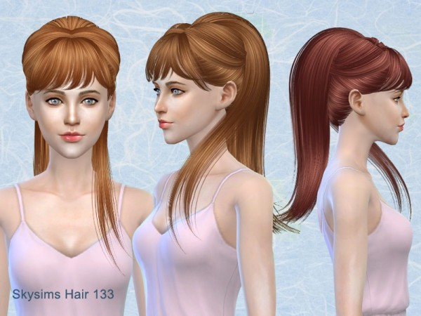 Butterflysims: Skysims 133 free hairstyle