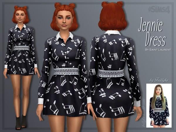 Trillyke: Jennie dress