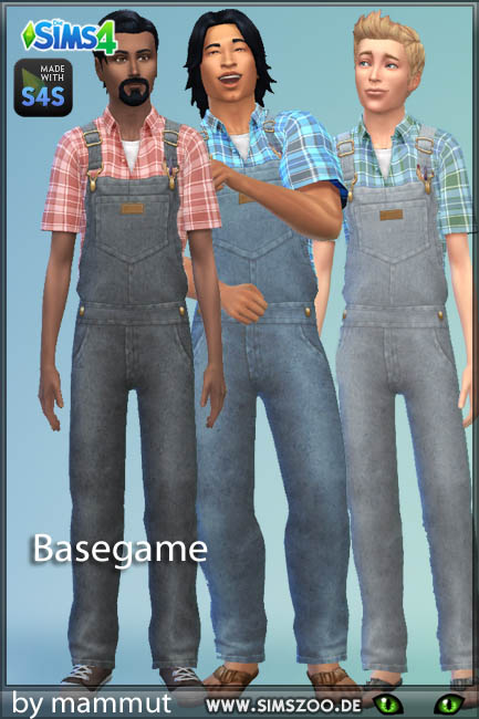 Blackys Sims 4 Zoo: Overall 2 by mammut