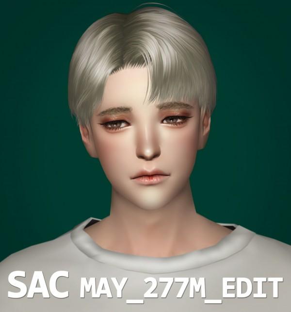 S SAC: MAY 277M hair edit
