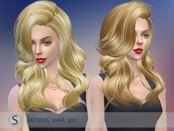 Butterflysims: Skysims 301 donation hairstyle