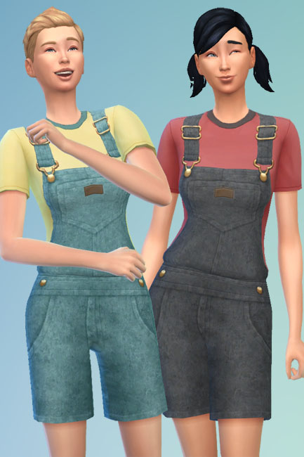Blackys Sims 4 Zoo: Overall 1 by mammut