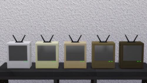 La Luna Rossa Sims: Been There TV
