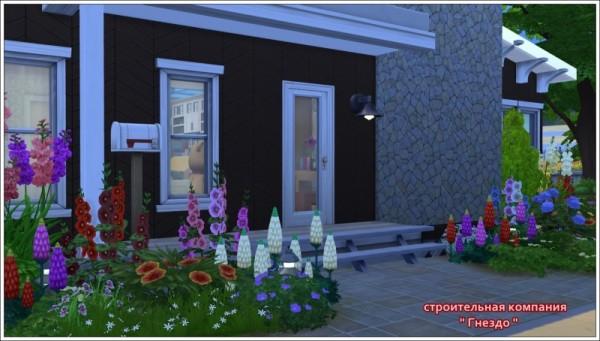 Sims 3 by Mulena: Kalinka house