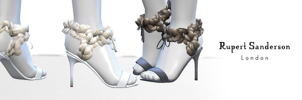 MA$ims 3: Petal Sandals