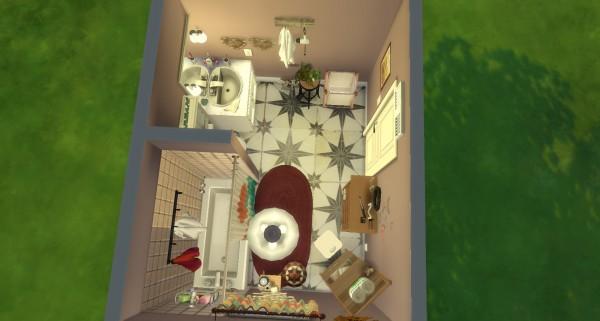 Pandashtproductions: Linda bathroom