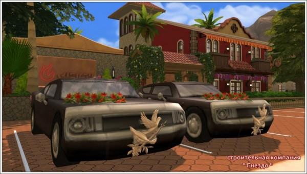 Sims 3 by Mulena: Restaurant Hot Sun
