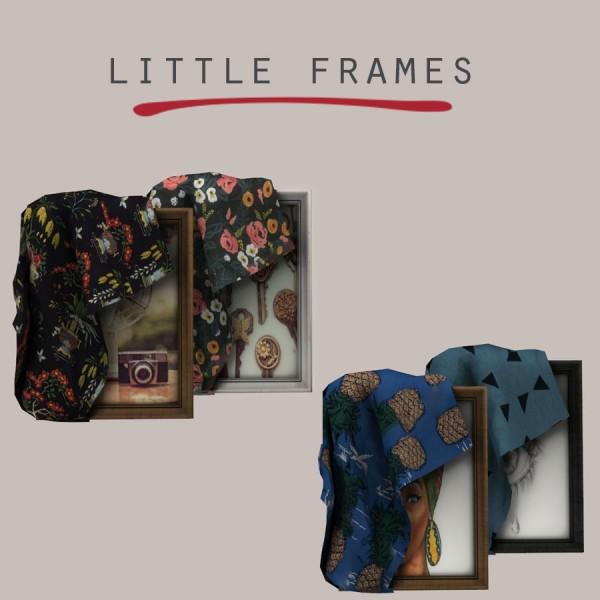 Leo 4 Sims: Little frames