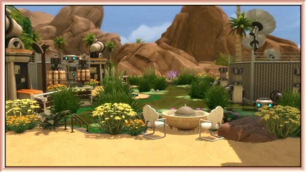 Bree`s Sims Stuff: Gnome Science Facility