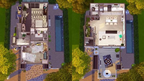 Jenba Sims: The Barrett house