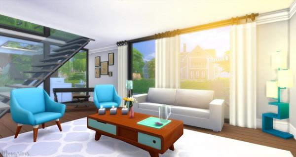 Mony Sims: Simply modern house