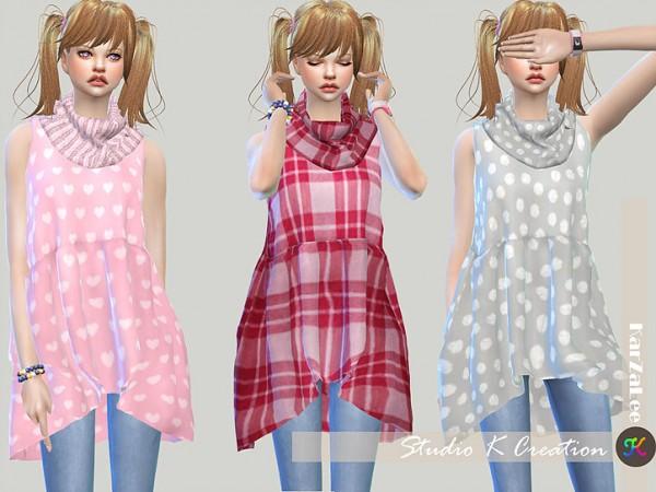 Studio K Creation: Secret Pink Luludress type E
