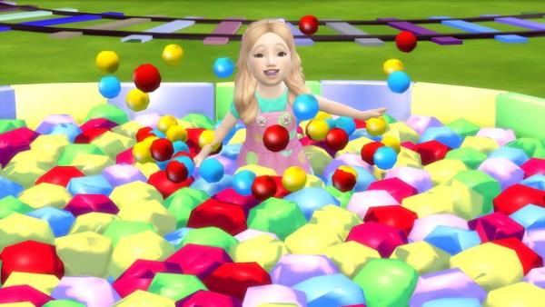 Sanjana Sims: Star Ball Pit for Toddlers