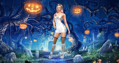 Mausihasi 88: CAS Background Halloween Set 2017