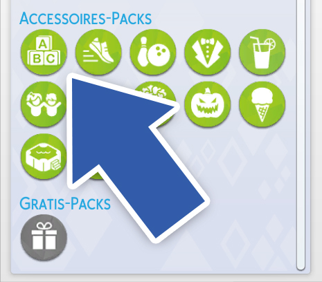 Mod The Sims: Toddler Stuff   Icon Override by HerrSims