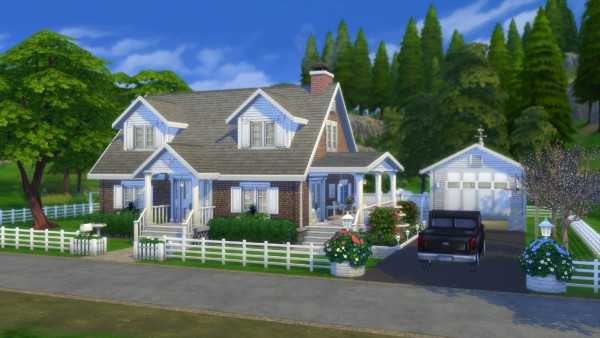 Mod The Sims: LaVale Blvd   NO CC by pollycranopolis