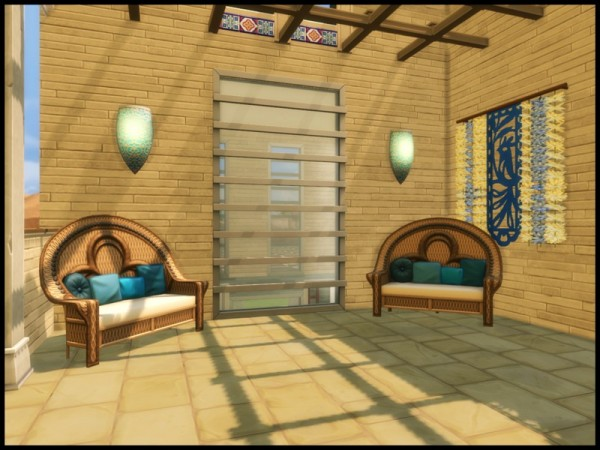 The Sims Resource: Oasis Spings Spa by Terramoon