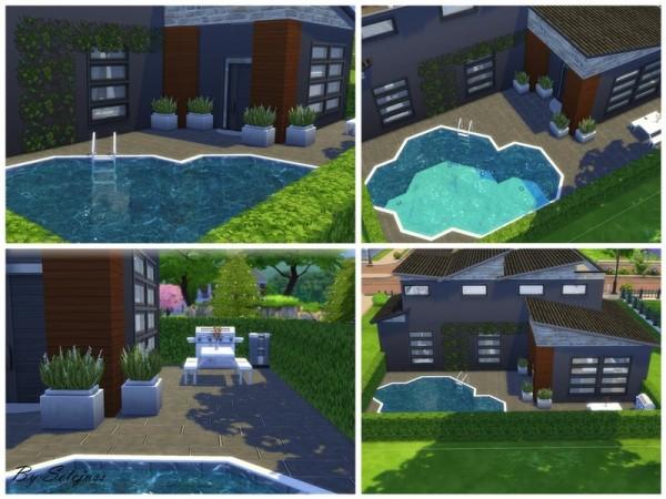 The Sims Resource: Modern Ofelia (NO CC) by setejuss