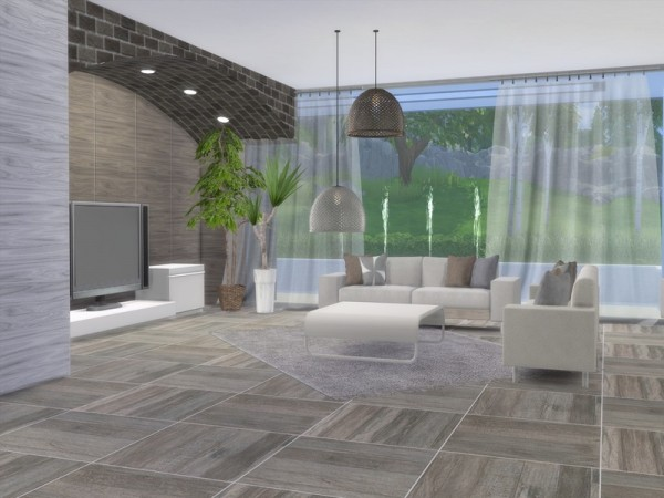 The Sims Resource: Modern Sancia by Suzz86