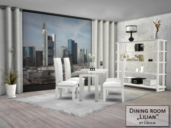 Akisima Sims Blog: Diningroom Lilian