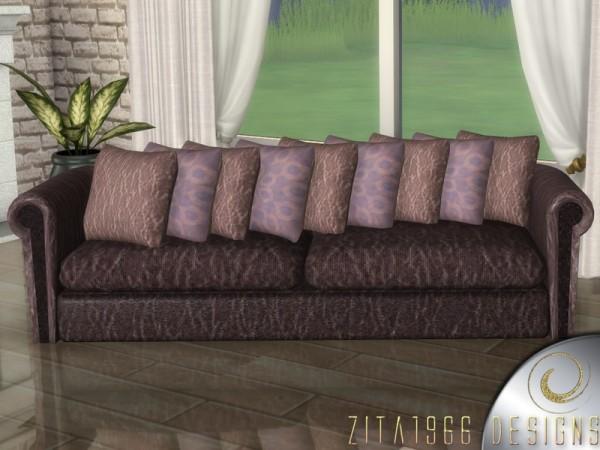 The Sims Resource: Modern Living Mauve by ZitaRossouw