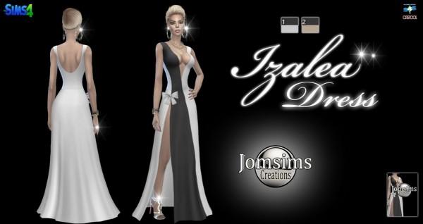 Jom Sims Creations: Izalea dress