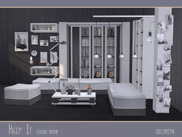 The Sims Resource: Keep It Simple by Soloriya
