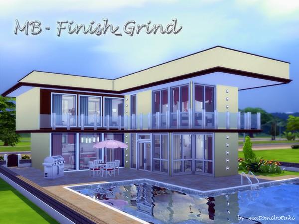 The Sims Resource: Finish Grind house by matomibotaki