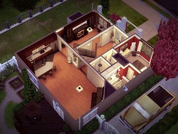 The Sims Resource: Autumna   NO CC! by melcastro91