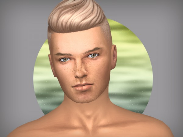 The Sims Resource: Cold Horizon   Mface overlay by WistfulCastle