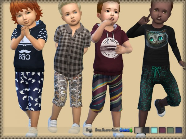 The Sims Resource: Short Male by bukovka