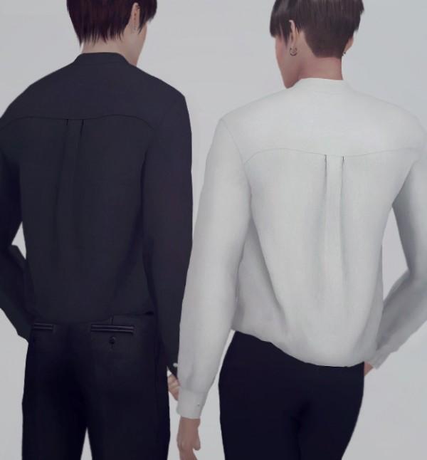 kk sims: Formal shirts