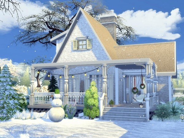 The Sims Resource: Frosty Valley by MychQQQ