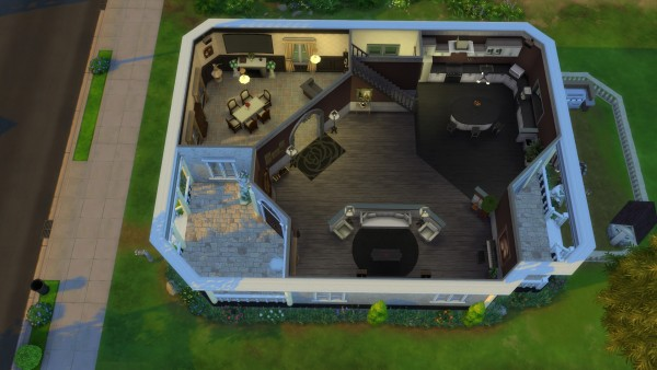 Mod The Sims: Villa Toscana by faitarusy