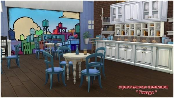 Sims 3 by Mulena: Coffee Stella
