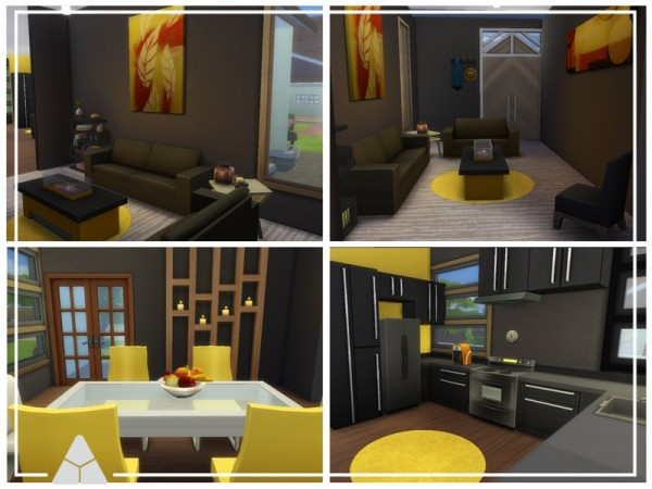 The Sims Resource: Hixlord house by ProbNutt