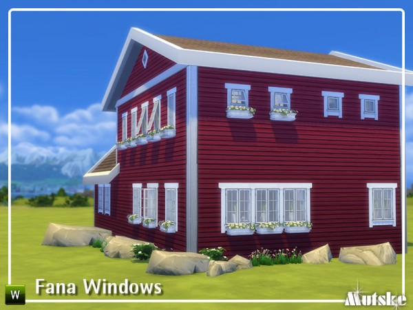 The Sims Resource: Fana Construction set Part 1 by mutske