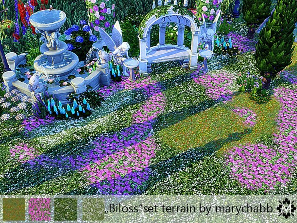 The Sims Resource: Biloss   Set terrain by marychabb