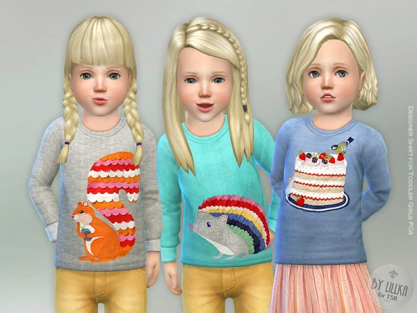 The Sims Resource: Designer Shirt by lillka