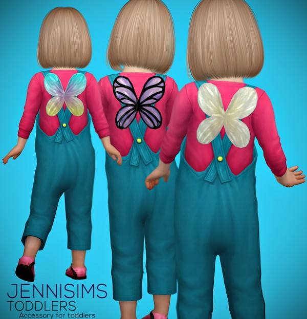 Jenni Sims: Wings, Butterflys, Pineapple accessories