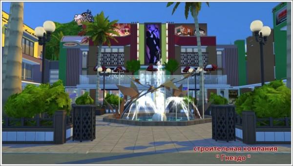 Luniversims: City Hall hotel by chipie cyrano