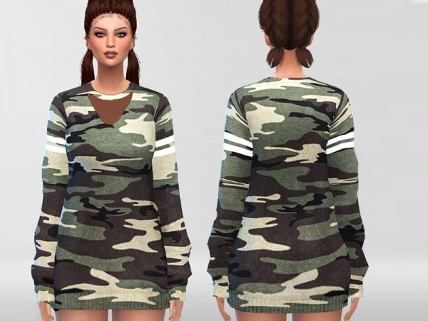 The Sims Resource: Fall Sweaters Collection by Pinkzombiecupcakes