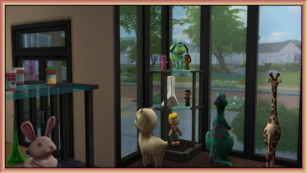 Bree`s Sims Stuff: Toy For Tots