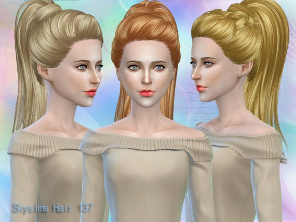 Butterflysims: Skysims 137 free hairstyle