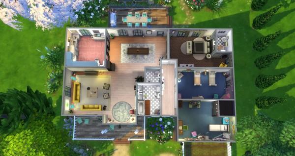 Studio Sims Creation: Botafogo